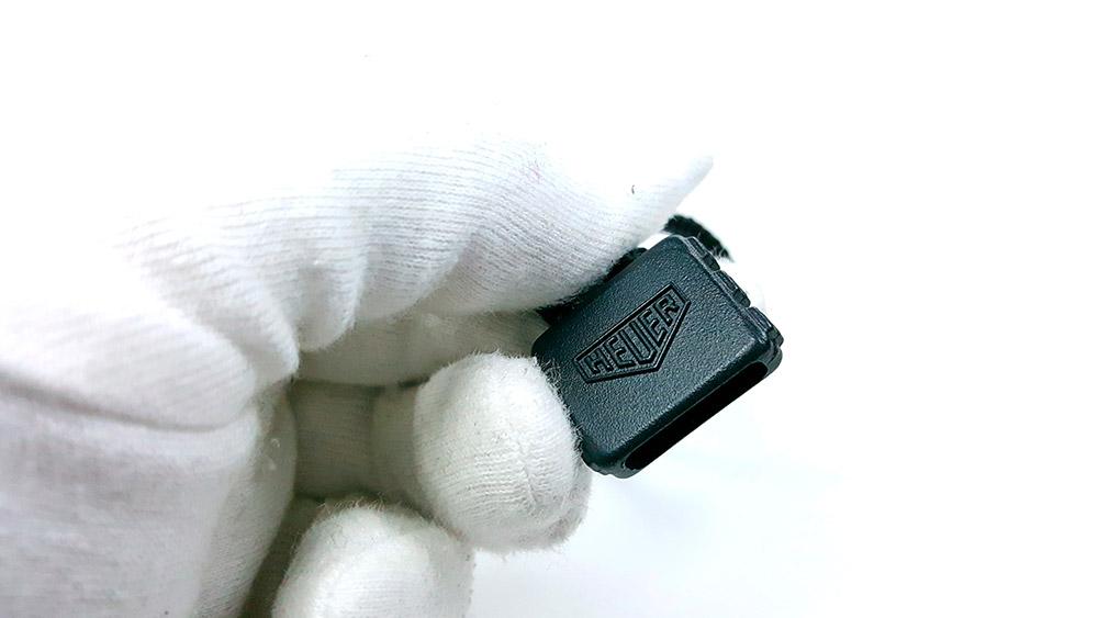Stopwatch HEUER-LEONIDAS ref. 1020 - microsplit --- detail --- ikonicstopwatch.com --- web version