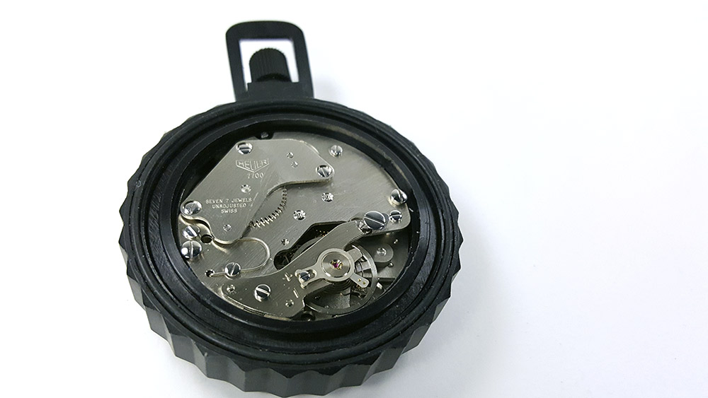 Chronomètre HEUER-LEONIDAS ref. 403.914 - rowing --- calibre --- ikonicstopwatch.com --- web version --- ikonicstopwatch.com--- web version