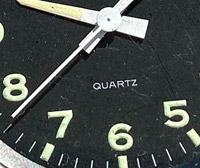 HEUER master time quartz - credit : johnswatches