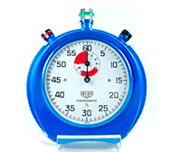 Stopwatch HEUER 8042 trackmaster small--- ikonicstopwatch.com