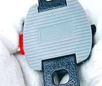 Vintage stopwatch HEUER-Leonidas ref. 775.901--- case back--- ikonicstopwatch.com