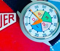 Stopwatch HEUER-Leonidas yacktimer --- credit iboralonso