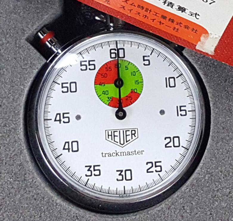 Vintage HEUER stopwatches trackmaster 8037 --- close up shot (742 px) --- ikonicstopwatch.com